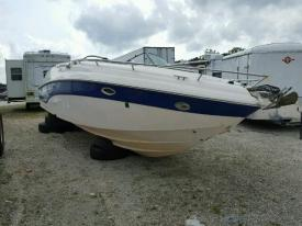 Salvage Rinker MARINE LOT